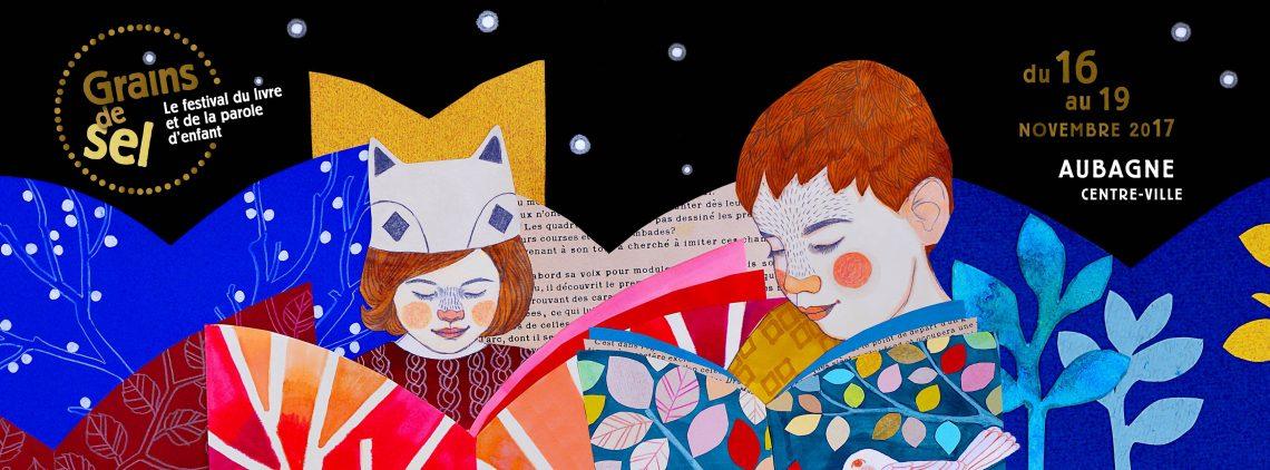 10 bonnes raisons d'aller à Grains de Sel, le festival du livre jeunesse