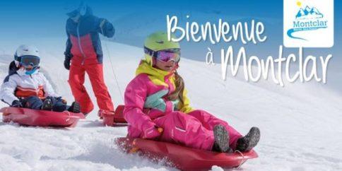 Ski en famille St Jean de Montclar