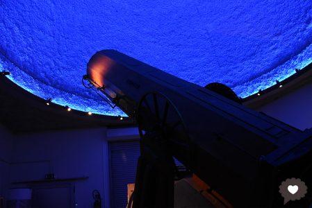 La tête dans les étoiles, rendez-vous au Planétarium de Marseille