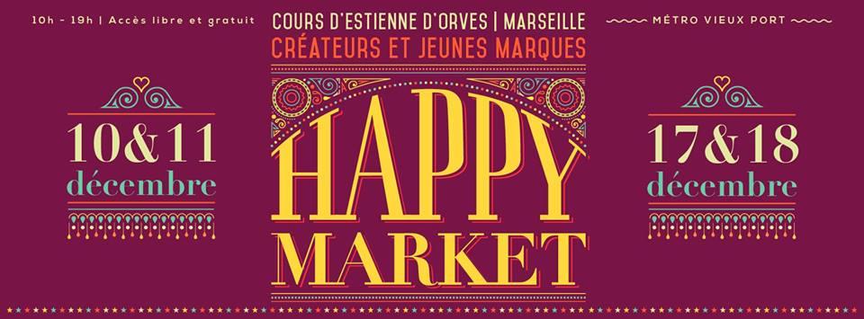Christmas Happy market, un marché des créateurs cours d'Estienne d'Orves