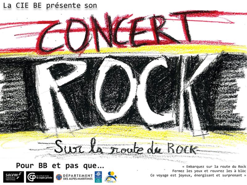 Du rock pour les bébés