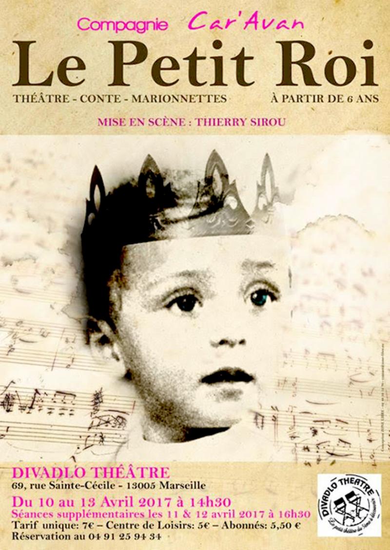 Le Petit Roi au Divadlo