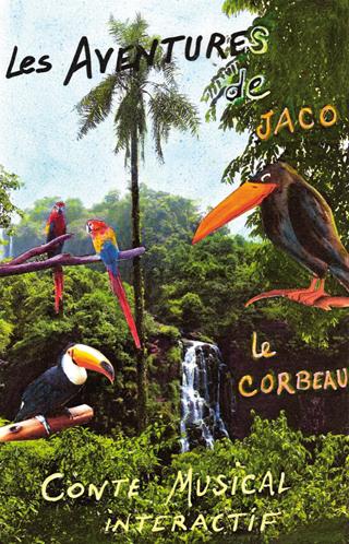 Jaco drôle d'oiseau aux Chartreux