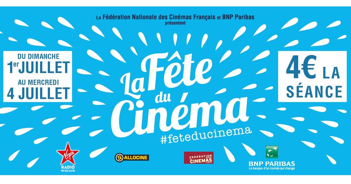Fete du cinéma à Marseille