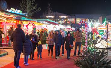 Fête foraine de Noël à Salon de Provence