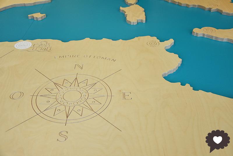 L'île aux trésors au Mucem
