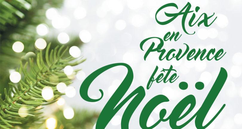 Noel à Aix en Provence