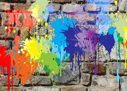street art enfant Marseille
