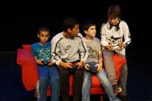 Ateliers théâtre pour les enfants à Marseille