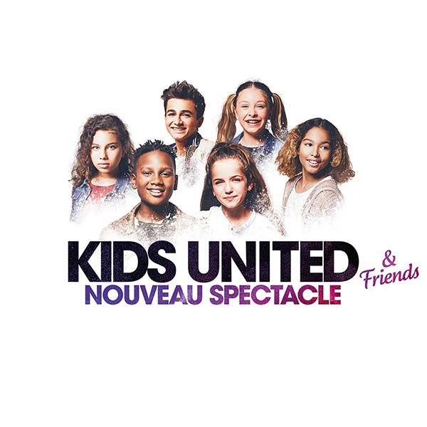 Kids United en concert à Aix en Provence, on vous invite !