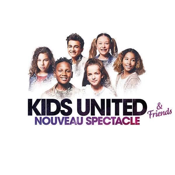 Kids United en concert à Aix en Provence, on vous invite !