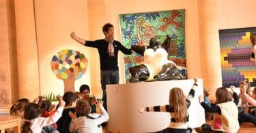 Le Préau des Accoules, le musée gratuit des enfants