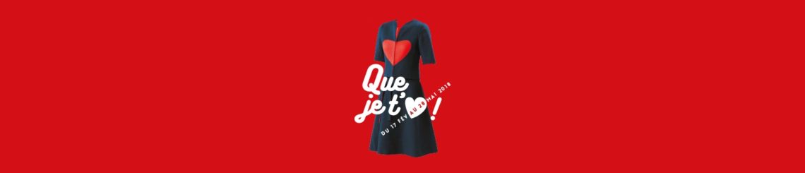 Que je t'aime ! exposition et ateliers au Château Borély