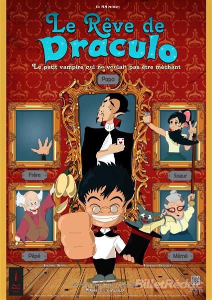 Le rêve de draculo à l'Art Dû Théâtre