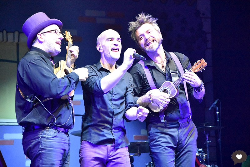 Aldebert, en concert au Théâtre Silvain à Marseille cet été