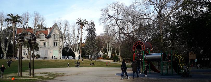 Parc Bagatelle Marseille