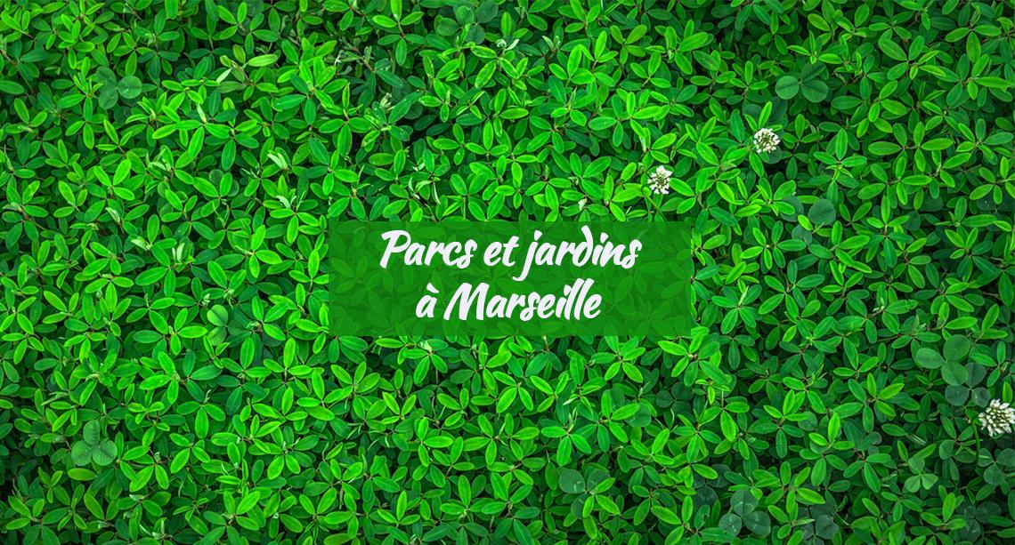 Parcs et jardins pour une journée en famille à Marseille