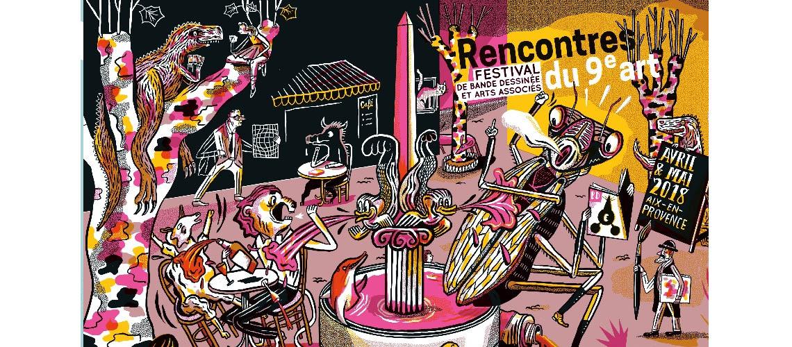 Rencontre du 9ème art, un festival à découvrir en famille