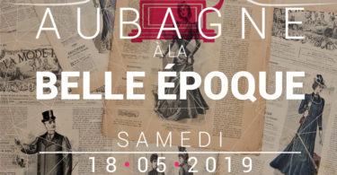 Aubagne la Belle époque samedi 18 mai 2019