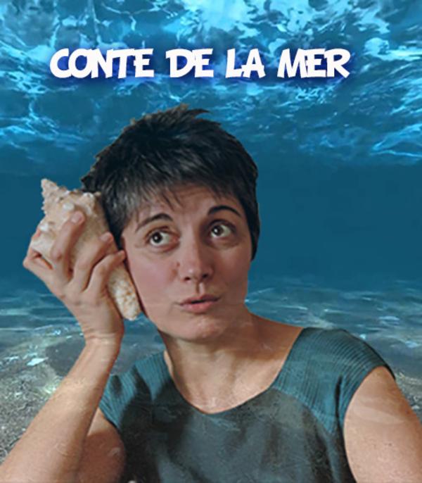 Conte de la mer spectacle enfants Marseille au Divadlo