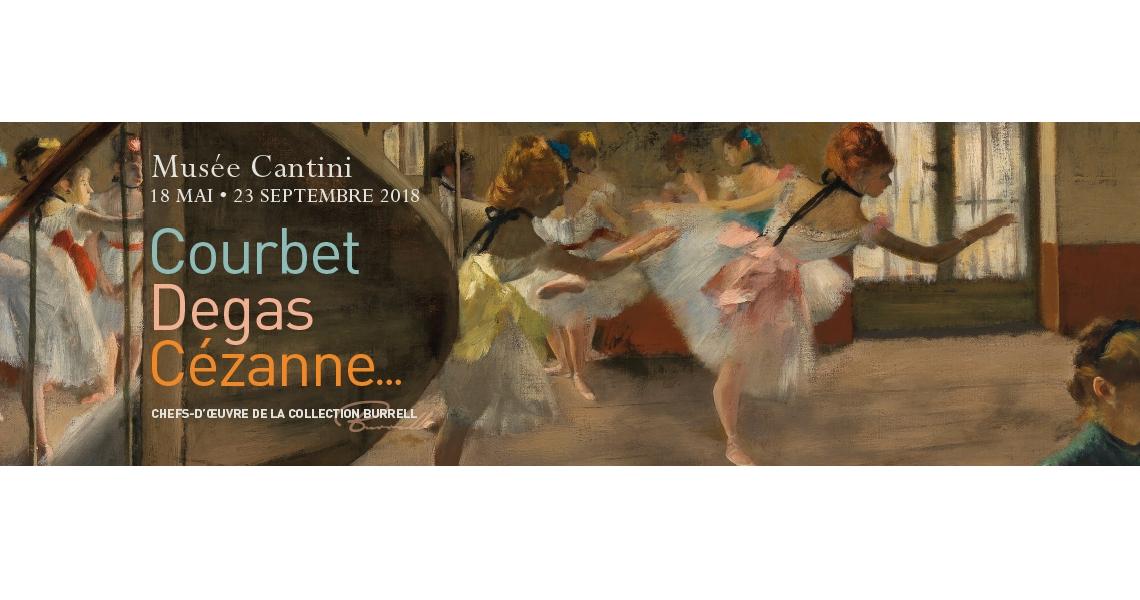 Courbet, Degas, Cézanne... au musée Cantini