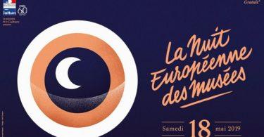 Nuit des Musées 2019 à Marseille