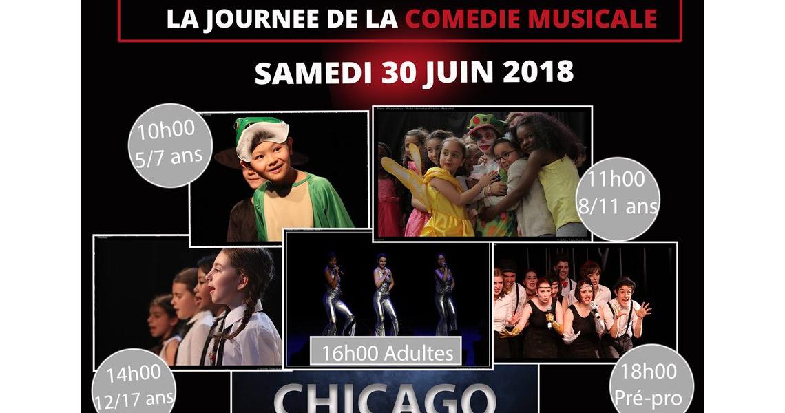 Journée de la Comédie Musicale à Aix-en-Provence