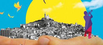 Les Belsunciades en juin à Marseille