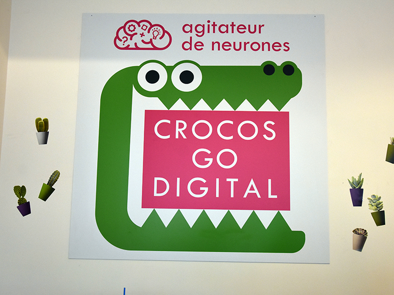 Crocos-Go-Digital Marseille