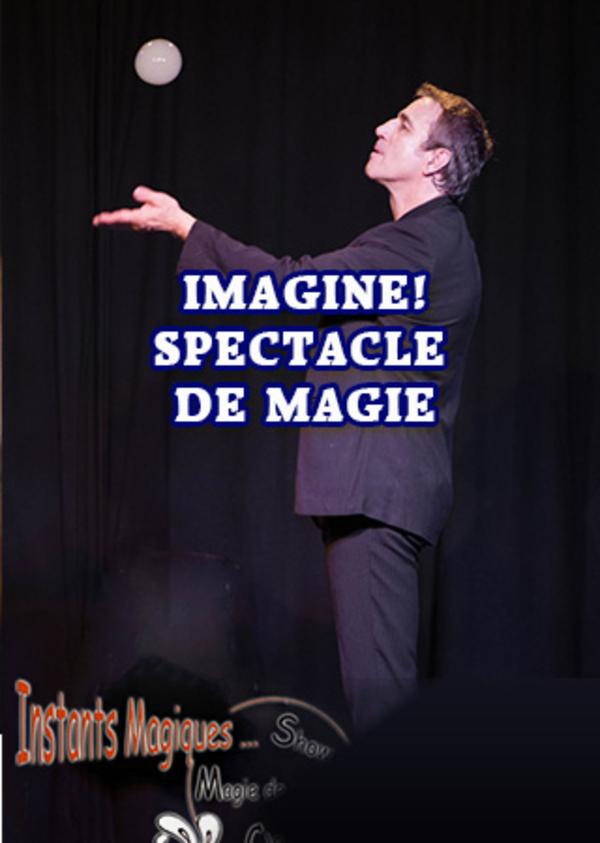 Spectacle de magie pour enfants au Divadlo Théâtre