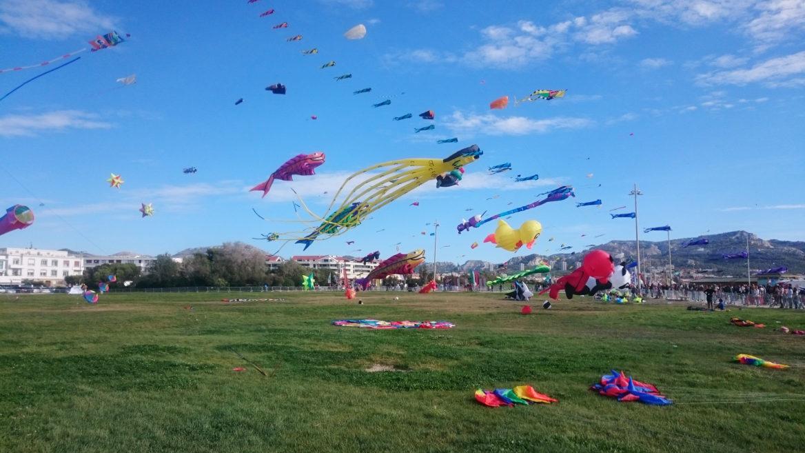 La fête du vent Marseille