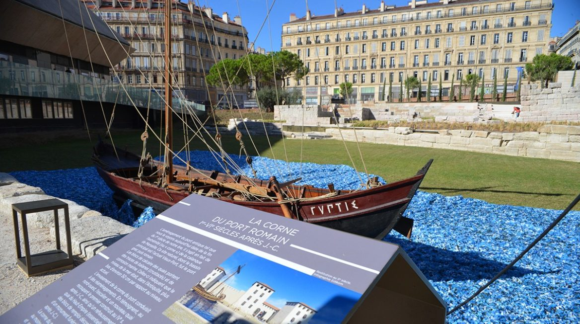 Découvrez en famille le Musée d'Histoire de Marseille
