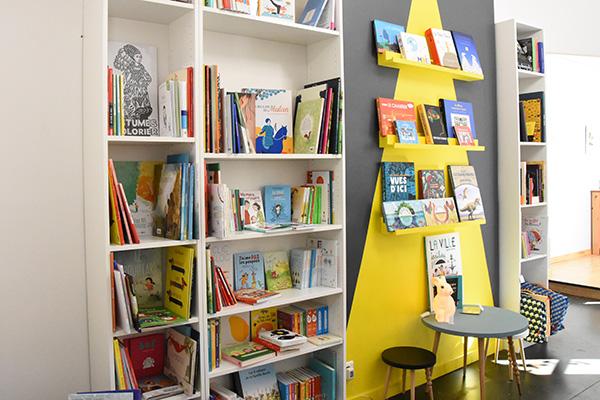 1,2,3 Solène concept Store librairie enfants Marseille
