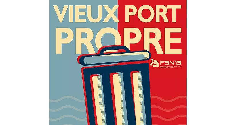 Grand Nettoyage du Vieux Port