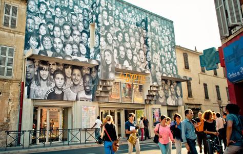 Cinema Le Gyptis à Marseille