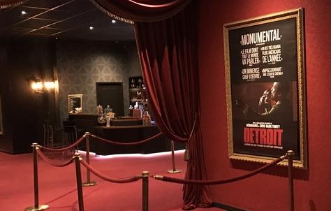 Cinéma le chambord à Marseille