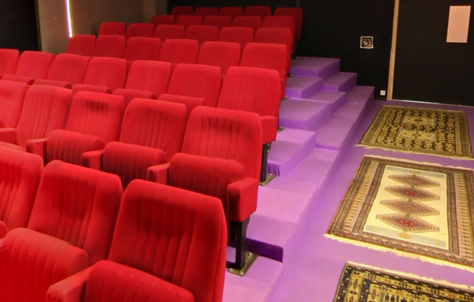 Cinéma Videodrome2, marseille cours Julien