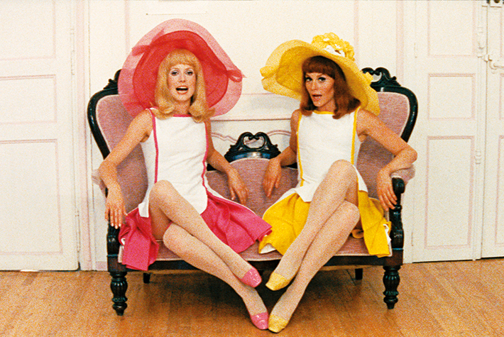 Les Demoiselles de Rochefort + Le Bal des enfants