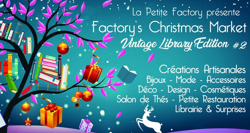 factory 's christmas market