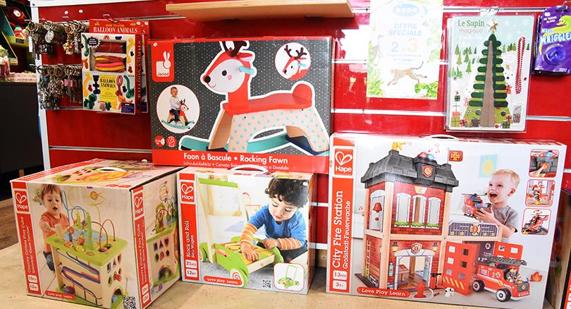 L'île aux enfants, une boutique de jouets à Marseille comme on les aime
