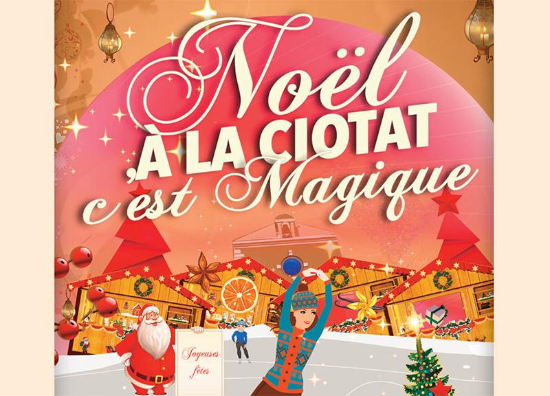 Festivités de Noël à la ciotat