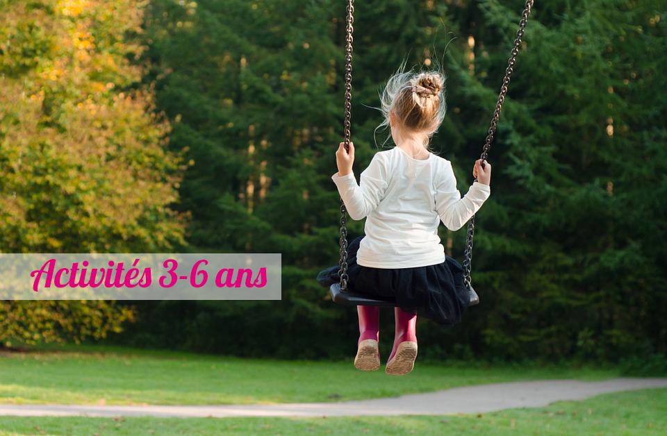 Activités enfants Marseille 3-6 ans