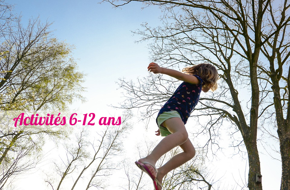 Activités enfant Marseille 6-12 ans
