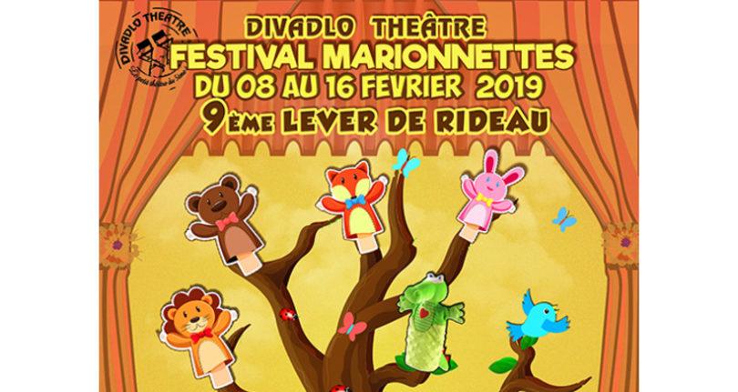 FEstival Marionnettes vacances d'hiver 2019, divadlo Marseille
