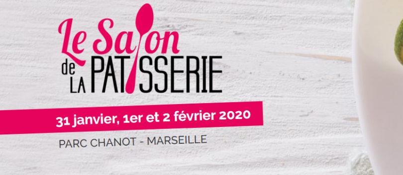 Salon de la pâtisserie 2020 à Marseille