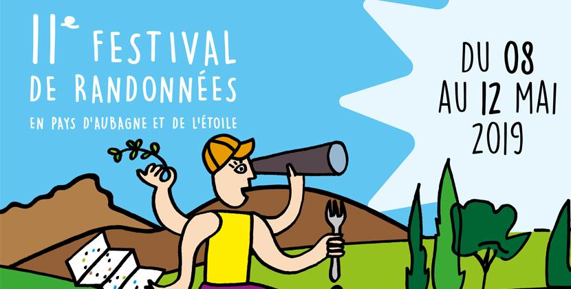 Festival Randonnées en Pays d'Aubagne, sélection famille