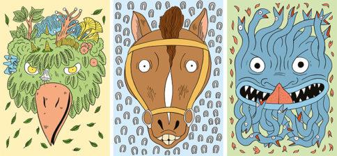 Rencontres du 9eme art, bd Aix, le grand coloriage