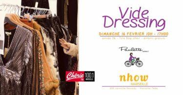 Vide Dressing Paulette Market au nhow Marseille