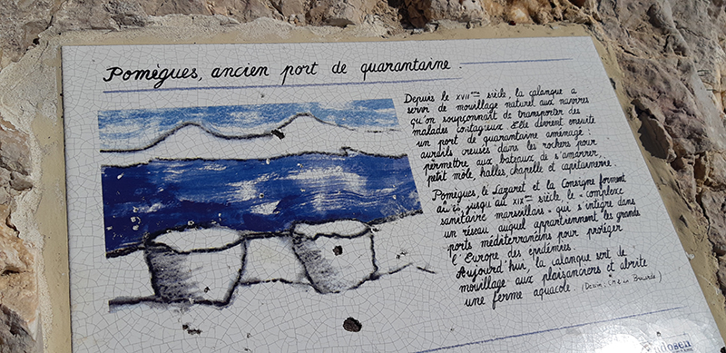 Visiter le Frioul, l'île de Pomègues