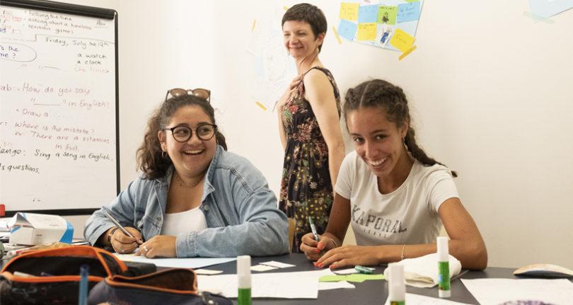 Cours d'anglais pour ados à Marseille avec English on Mars